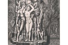 """Ernst Fuchs """"Venus auf der Insel des Todes"""" 1976"""