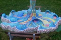 Modell Moses-Brunnen