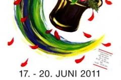 Schützenplakat 2011